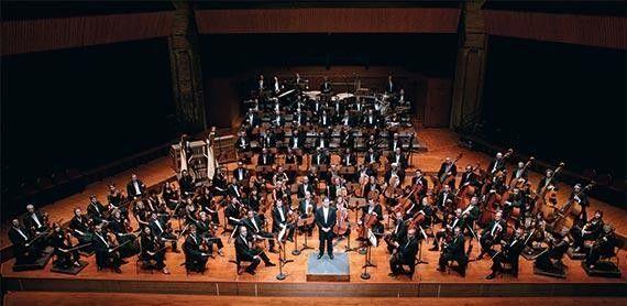 L'Orchestre National du Capitole de Toulouse