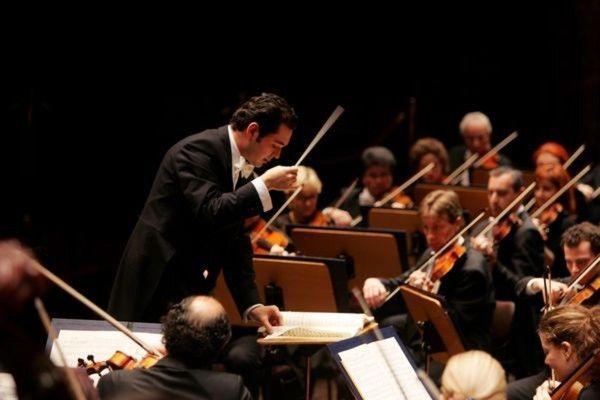 Répétition générale de l'Orchestre du Capitole de Toulouse