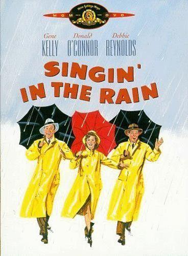 Singin'in in the rain