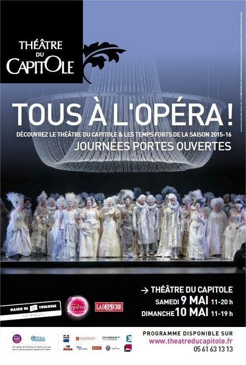 Ce week-end: tous à l'opéra !!!