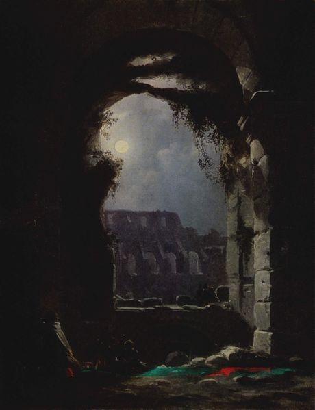 Le romantisme c'est fantastique: Nuit sur le mont chauve